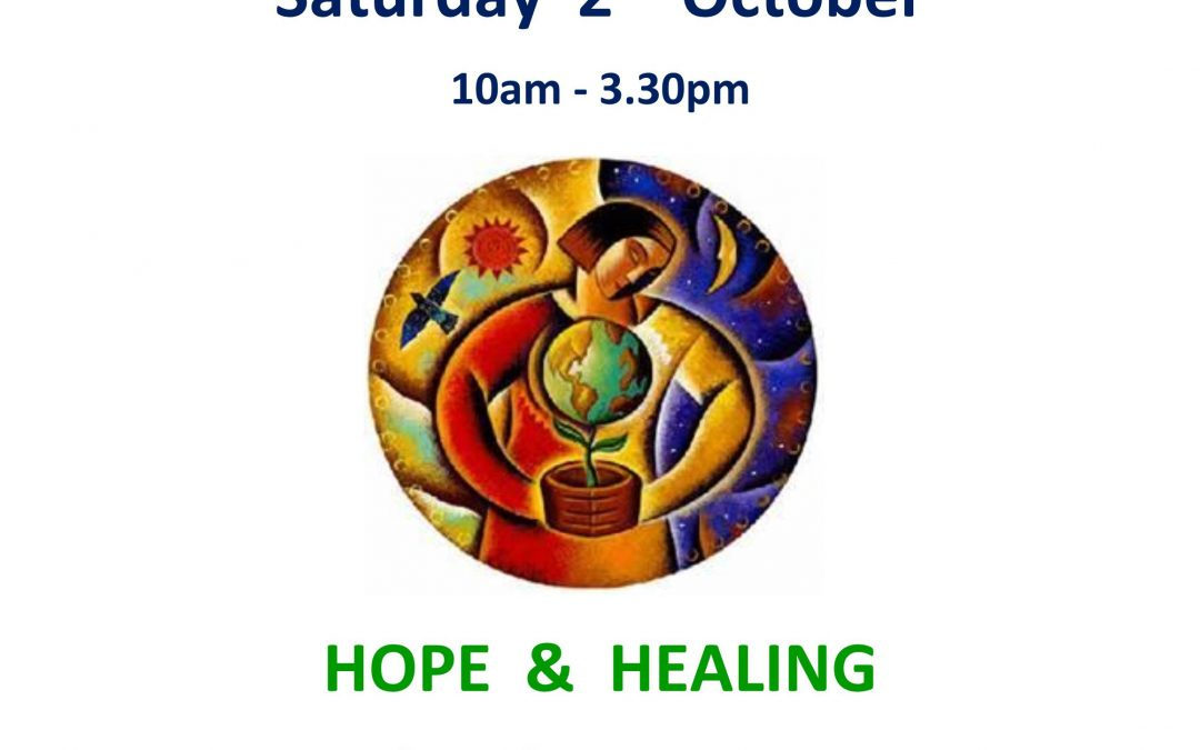 ECO Day at St Matthias, Saturday 2nd October